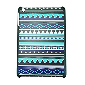 Aztec Tribal Pattern Snap On Case Cover for iPad Mini 7.9 inch Tablet