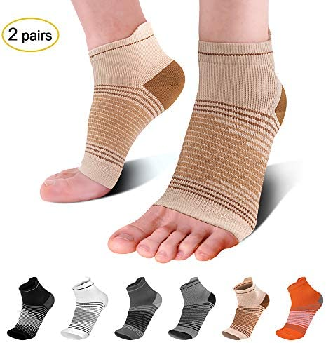 Plantar Fasciitis Compression Sleeves Support