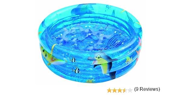 Friedola Wehncke 12078 - Piscina Hinchable para bebés sin Cloro y plastificantes Ø 70 cm: Amazon.es: Jardín