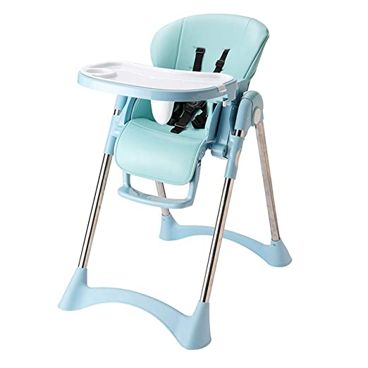 JIANCHI Baby Trona - Silla Alta de bebé, cojin Acolchado, cinturón ...