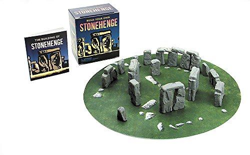 Build Your Own Stonehenge (Mega Mini Kit) (Miniature Editions) (Fairy Cube)
