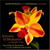 Guided Meditation Using Self Hypnosis Techniques and Yoga Nidra Relaxation for Weight Loss