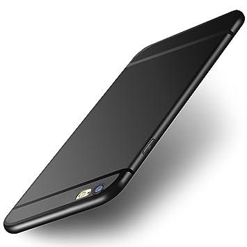 UBEGOOD Funda iPhone 6s, iPhone 6 Caso, Carcasa iPhone 6s TPU Funda Anti-Rasguño Anti-Golpes Ultra Slim Cover Protectora TPU Bumper Silicona Case para ...