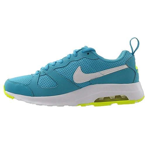 Nike Air Max Muse Wmns Sneaker blau 42: