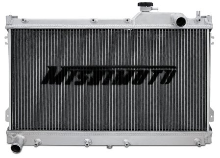 Mishimoto MMRAD-MIA-90 Manual Transmission Performance Aluminium Radiator for Mazda Miata
