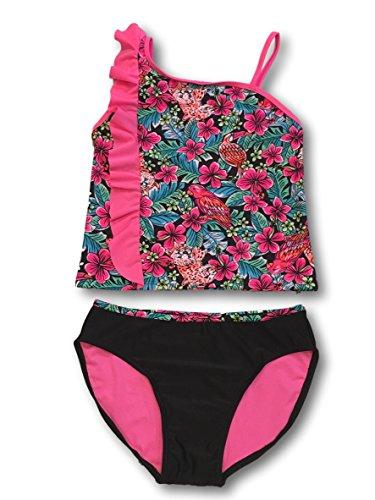 Xhilaration Tankini Swimsuits for Girls (Medium (7/8)) by Xhilaration (Image #4)