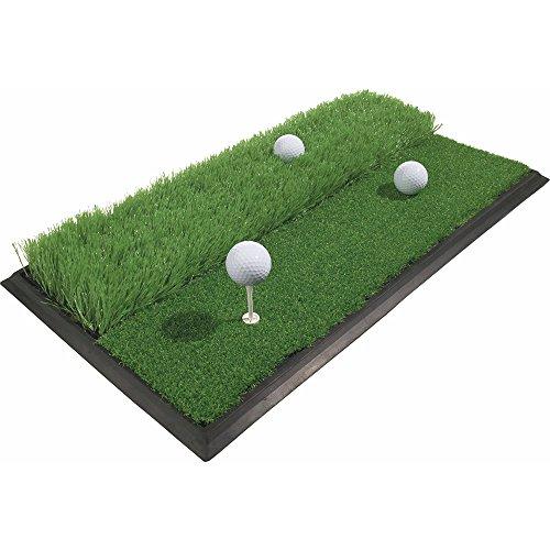 MAXFLI Dual Height Hitting Mat (Clubs Maxfli Golf)