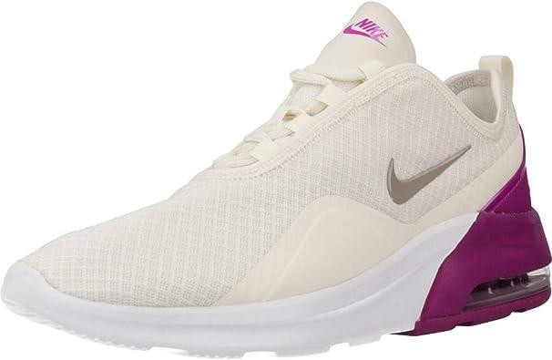 A la verdad fax Caballo  Nike Wmns Air MAX Motion 2, Zapatillas de Running Mujer, Multicolor  (Phantom/Pumice-Hyper Violet 6), 42 EU: Amazon.es: Zapatos y complementos