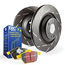 EBC Brakes S9 Front Kits Yellowstuff and USR Rotors, S9KF1021