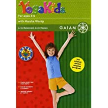 Yoga basics: Yoga For Kids: For Ages 3-6 (2014)