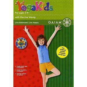 Yoga basics: Yoga For Kids: For Ages 3-6 (2014)