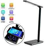 Best Charging Pad With USBs - LED Desk Lamp with Qi Wireless Charger Pad Review
