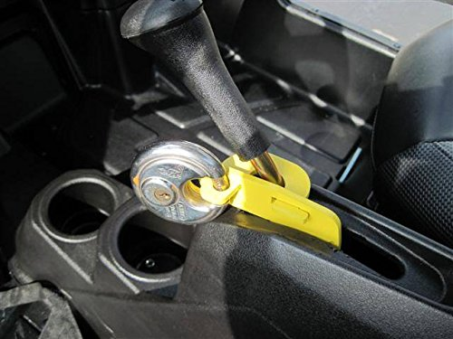 (Extreme Metal Products EMP-10680 Anti-Theft Shift Lock For 2008-11 Polaris RZR)