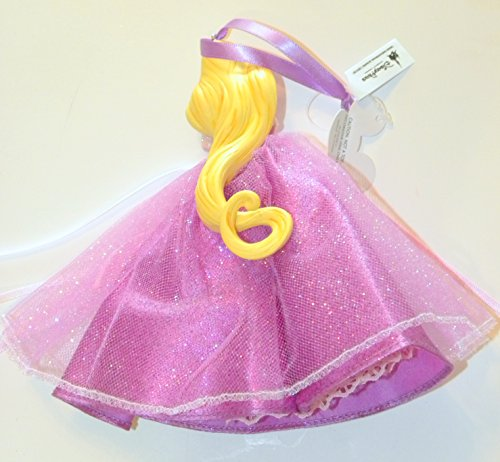 Disneyland Disney World WDW Parks Set All 8 2014 Princess Doll Evening Tuile Gown Dress Ariel Belle Jasmine Snow White Aurora Rapunzel Tiana Cinderella Holiday Ornaments Figurines by Disney (Image #4)