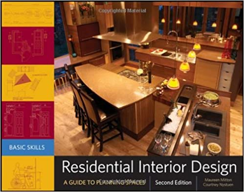 Residential Interior Design A Guide To Planning Spaces Maureen Mitton Courtney Nystuen 9780470584736 Amazon Books
