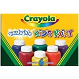 Crayola 6 Washable Kids Paint