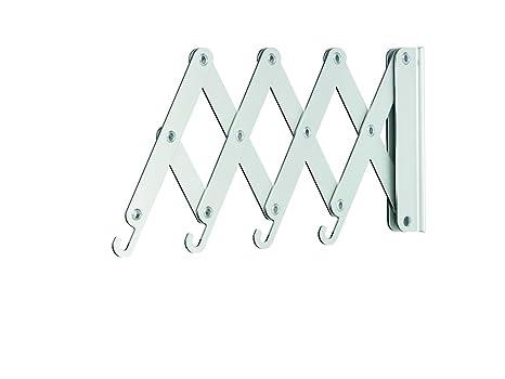 Pieperconcept Flexxo Perchero Aluminio Plata anodizado (Mate ...