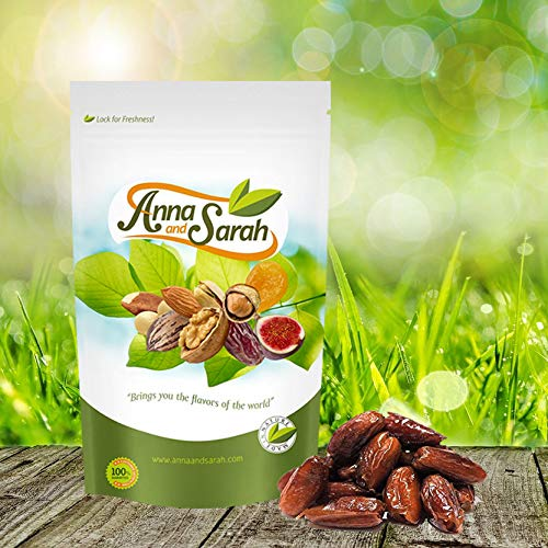 Anna and Sarah Pitted California Dates in Resealable Bag, 1 Lb by Anna and Sarah (Image #4)