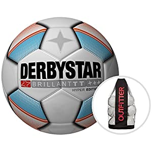Derbystar Brillant TT Hyper Edition Trainingsball 10er Ballpaket