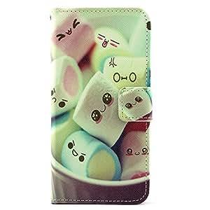 Fundas HTC One M8, ZEEKAR® [019] Arte de la Pintura Colorida Leather Case Flip Cover Carcasa Moda Plegable Funda de Cuero con Ranuras para Tarjetas y Funciones de Apoyo para HTC One M8