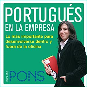 Portugués en la empresa [Portuguese in the Office] Audiobook