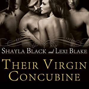 Their Virgin Concubine Hörbuch