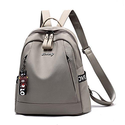proof Nylon Purse Rucksack Shoulder Bag Bag for ()