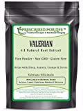 Valerian - 4:1 Natural Root Powder Extract (Valeriana officianalis), 5 kg