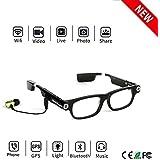 Bluetooth Camera Glasses 8GB