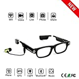 Bluetooth Camera Glasses 32GB