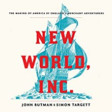 New World, Inc. Audiobook by John Butman, Simon Targett Narrated by Chris Kipiniak