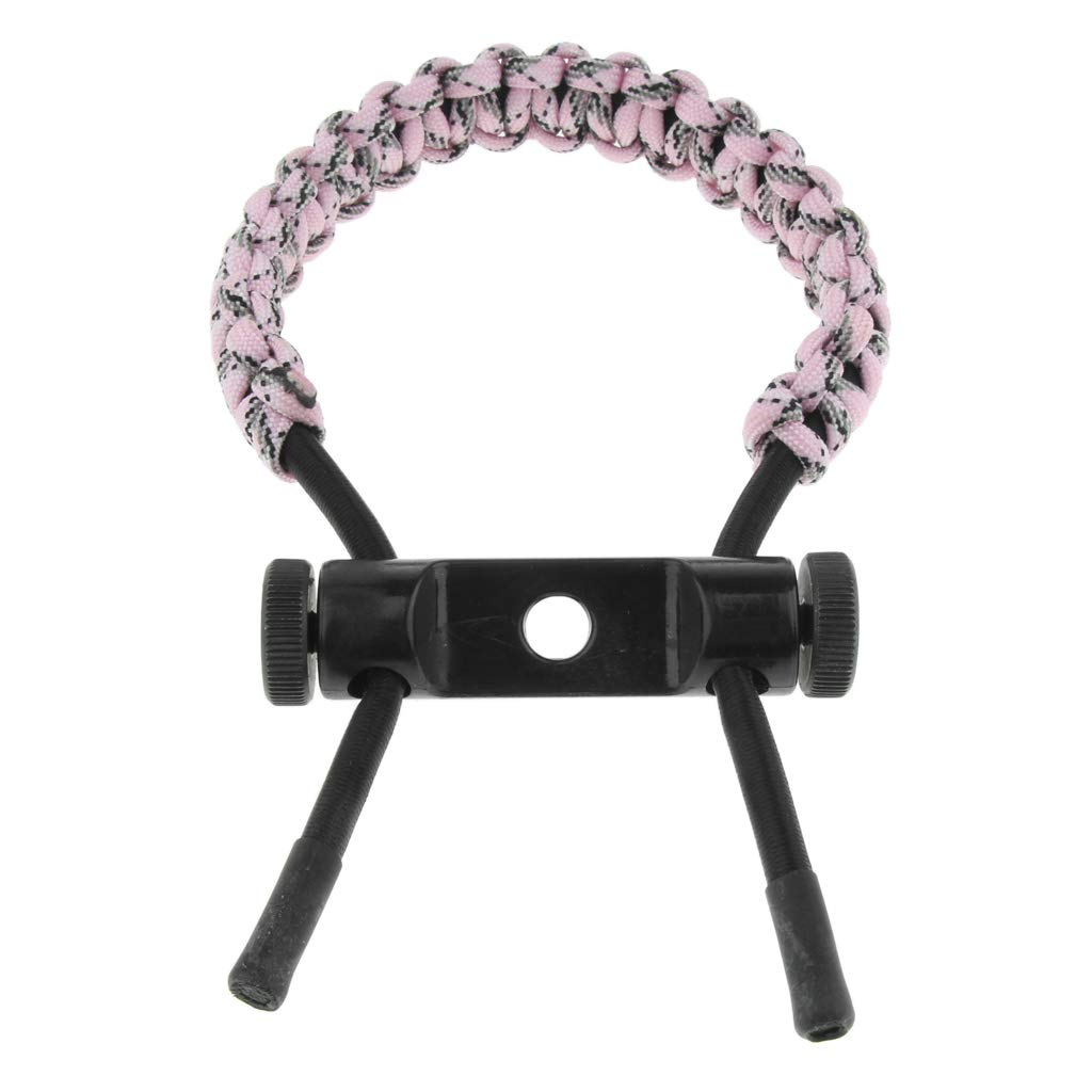 CUTICATE Nylon Bogen Handschlaufe Bogenschie/ßen Schlinge