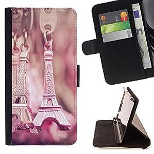Jordan Colourful Shop - FOR Samsung ALPHA G850 - waiting for you - Leather Case Absorci¨®n cubierta de la caja de alto impacto
