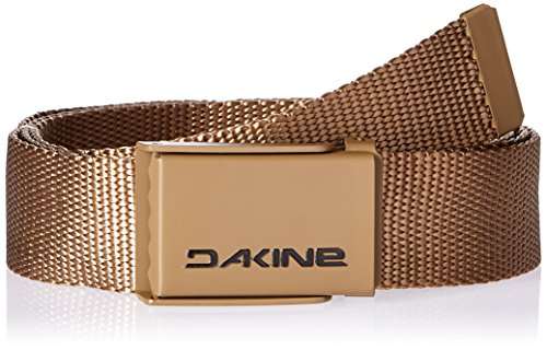 Dakine 08820001GUNMETAL Parent Rail Belt