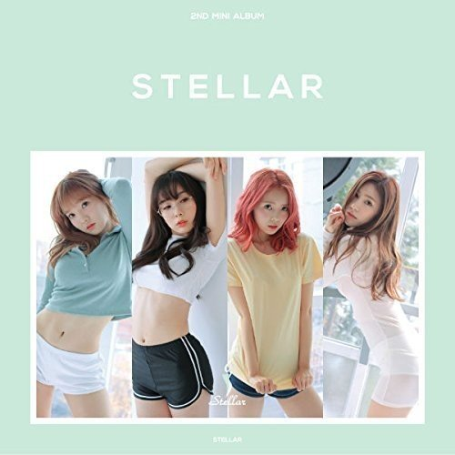 Stellar Miin Album Vol 2 by Imports