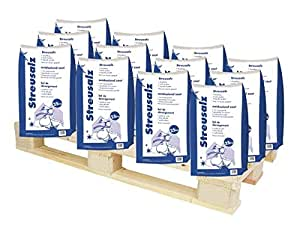 750kg & G–Sal para tausalz piedra Sal en saco de PE de 25kg alta Porcentaje tauwirksamer sustancias