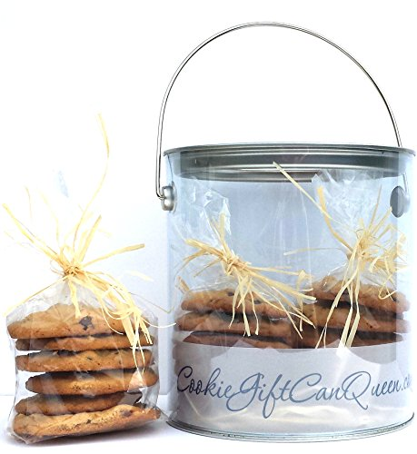 Chocolate Chip Cookie Gift Basket by Cookie Gift Can Queen
