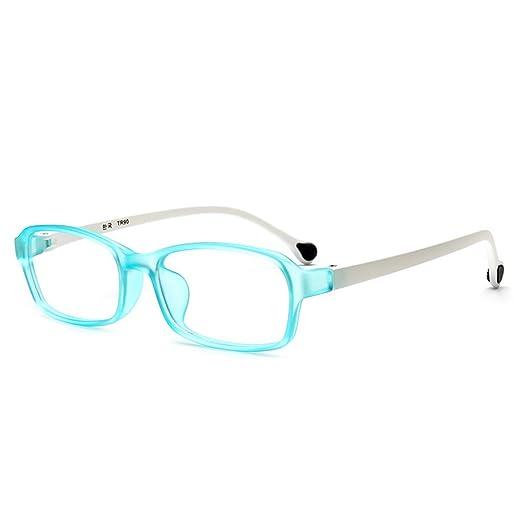 bd616768a95 Fantia kids glasses frames clear lens optical child Transparent frame  glasses (C)
