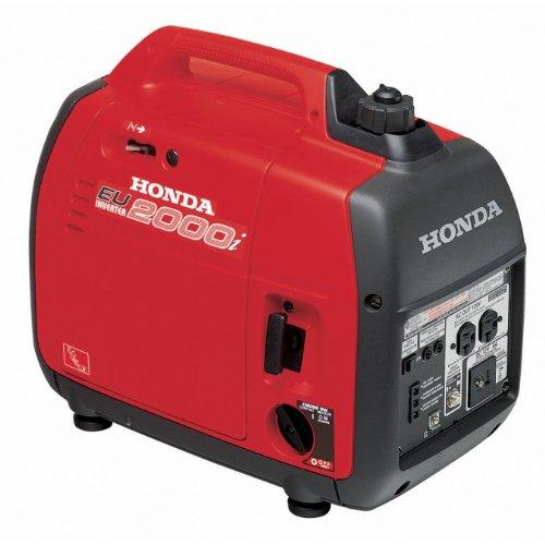 Honda EU2000 Portable Inverter Generator Model EU2000T1A1