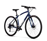 Cheap Raleigh Bikes Raleigh Alysa 4 Women's Urban Fitness Bike, 13″ Frame, Navy, 13″ / X-Small
