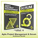 Agile Project Management & Scrum QuickStart Guides Audiobook by  ClydeBank Business Narrated by Kevin Collins, Lucy Vest