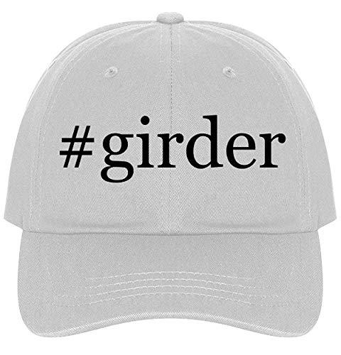 80 Girder Bridge - The Town Butler #Girder - A Nice Comfortable Adjustable Hashtag Dad Hat Cap, White, One Size