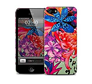 floral1 iPhone 5 / 5S protective case