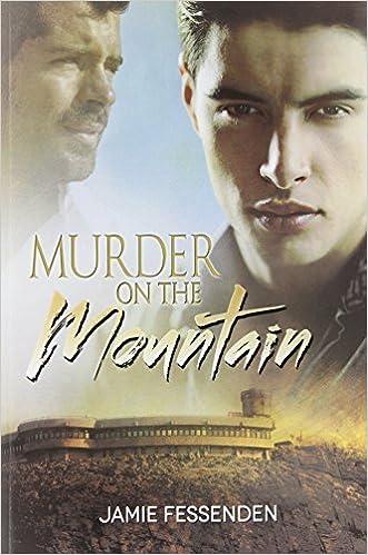 Book Murder on the Mountain by Jamie Fessenden (2014-08-22)