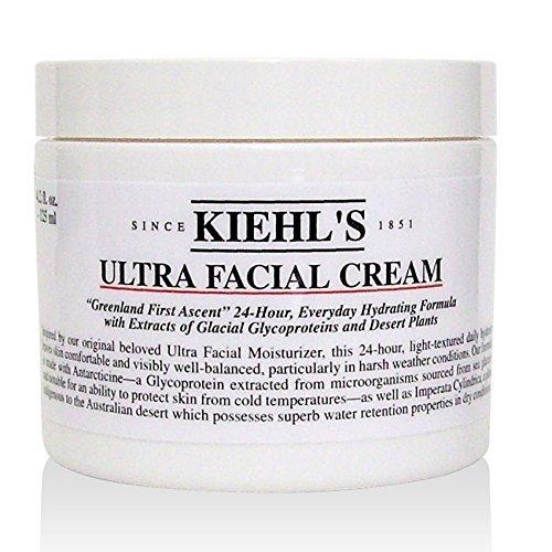 Kiehls Ultra Facial Moisturizer - Ultra Facial Cream 125 ml.