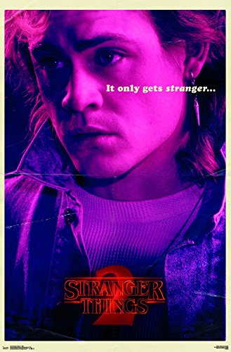 Trends International Wall Poster Stranger Things 2 - Billy, 22.375