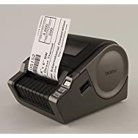 Brother Wide Format Pc Label Printer Professional Grade Long Life Auto Cutter Highest Quality