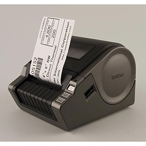 Brother Wide Format Pc Label Printer Professional Grade Long Life Auto Cutter Highest Quality by Brother