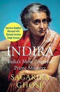 Indira - India's Most Powerful Prime Minister price comparison at Flipkart, Amazon, Crossword, Uread, Bookadda, Landmark, Homeshop18