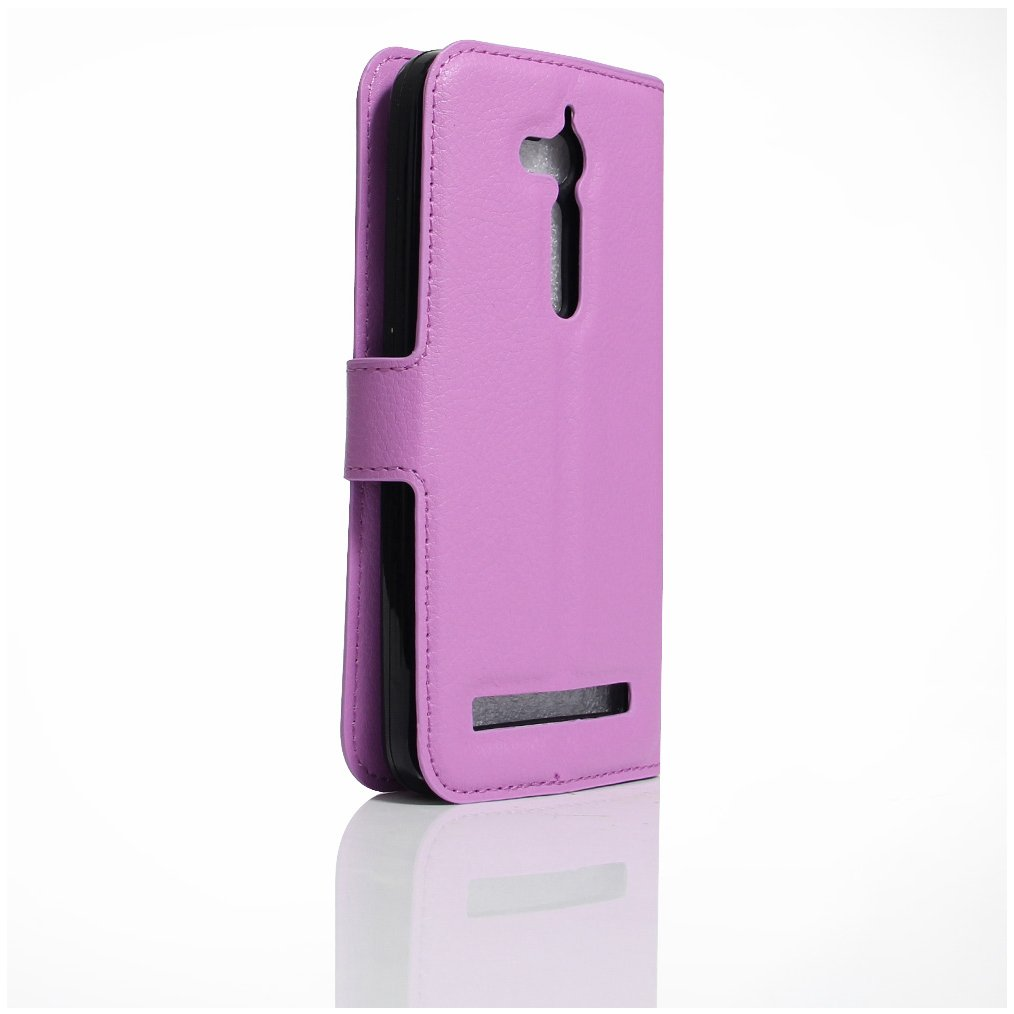 Amazon.com: ASUS Zenfone Go/ZB500KL Wallet Case, Premium PU ...